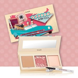 4d3fea501ee Benefit Makeup | Cosmetics Sun Kinda Wonderful Gift Set | Poshmark